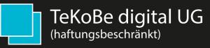 Logo TeKoBe digital UG (haftungsbeschränkt)